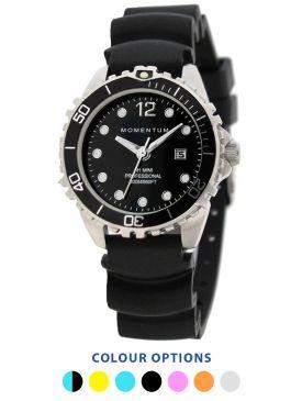 Momentum Mini Rubber Dive Watch