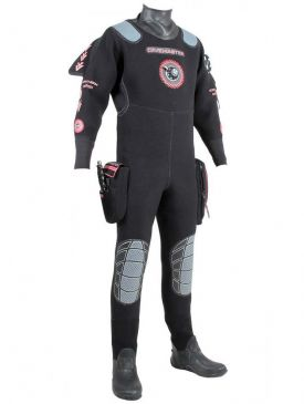 Northern Diver Divemaster Evolution Sports Drysuit