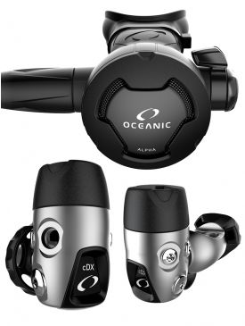 Oceanic CDX Alpha 10 Regulator