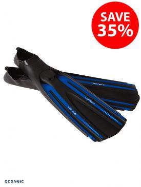 BLACK FRIDAY - Oceanic Viper Full Foot Fins - 35% OFF