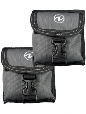 Aqua Lung Trim Pockets 5lb (2 Pack)