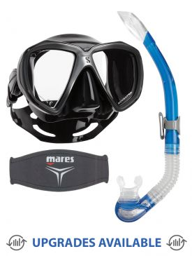 Scubapro Spectra Mask and Snorkel Package