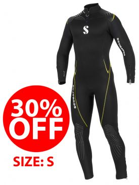 CLEARANCE - 30% OFF - Scubapro Definition 3.0 Wetsuit - Mens - Small