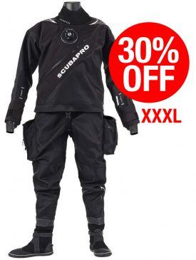 30% OFF - Scubapro Definition Dry HD Drysuit - Mens - Size 3XL