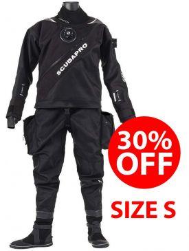 30% OFF - Scubapro Definition Dry HD Drysuit - Mens - Size S