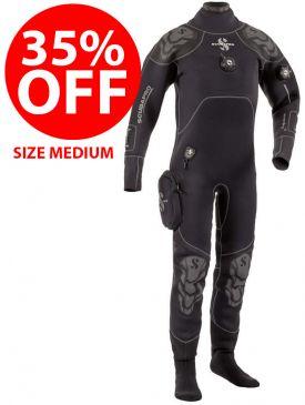 CLEARANCE - 35% OFF - Scubapro Everdry 4.0 PRO Drysuit - Mens - Medium