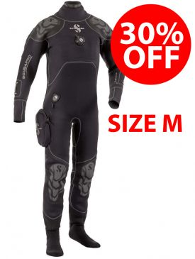 CLEARANCE - 30% OFF - Scubapro Everdry 4.0 Drysuit - Mens - Medium