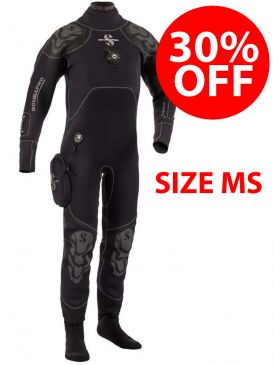 CLEARANCE - 30% OFF - Scubapro Everdry 4.0 Drysuit - Mens - Medium/Short