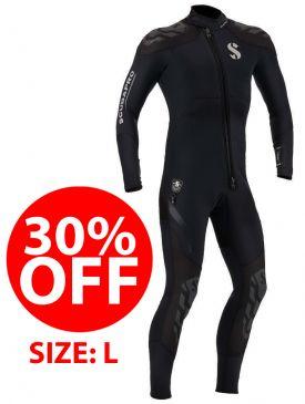 CLEARANCE - 30% OFF - Scubapro Everflex 3/2mm Mens Wetsuit