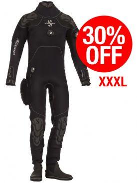 CLEARANCE 30% OFF - Scubapro Exodry 4.0 Drysuit - Mens XXXL