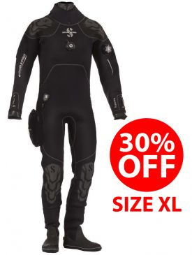 30% OFF - Scubapro Exodry 4.0 Drysuit - Mens, Size XL