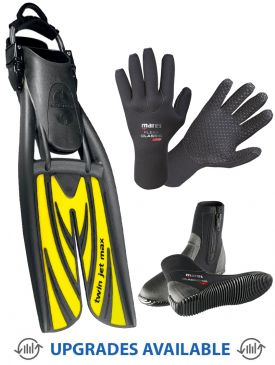 Scubapro Twin Jet Max Fin Package