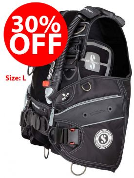 CLEARANCE - 30% OFF - Scubapro X-Force BCD - Large