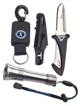 Scubapro BCD Accessory Kit