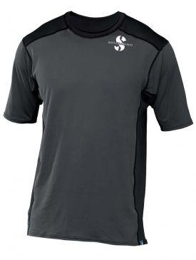 Scubapro Channel Flow Short Sleeve Mens - Graphite