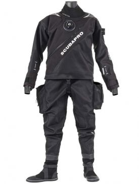 Scubapro Definition Dry HD Drysuit - Mens