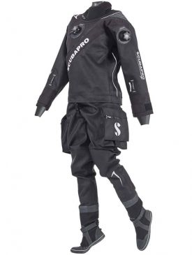 Scubapro Definition Dry HD Drysuit - Womens