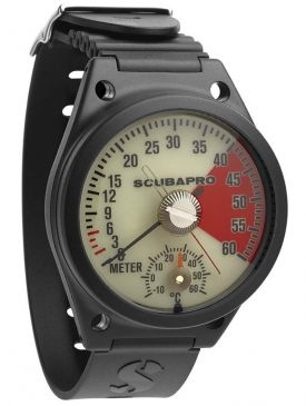 Scubapro Depth Gauge Standard