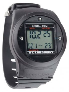 Scubapro Digital 330M Depth Timer
