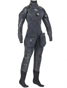 Scubapro Everdry 4.0 PRO Dry Suit - Womens