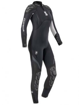 Scubapro Everflex 5/4mm Ladies Wetsuit