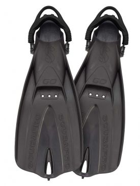 Scubapro Go Travel Fins - Black