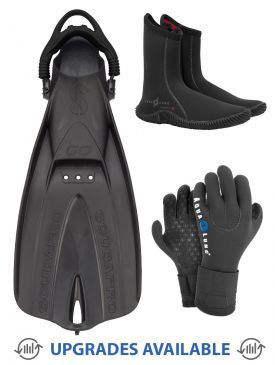 Scubapro Go Travel Fin Package