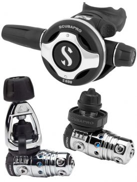 Scubapro MK25 EVO/S600 Regulator
