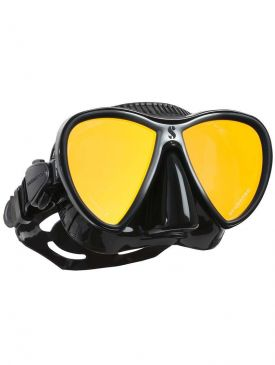 Scubapro Synergy Twin TruFit Mirrored Lens Diving Mask