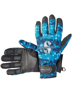Scubapro Tropic Aegean Blue Gloves