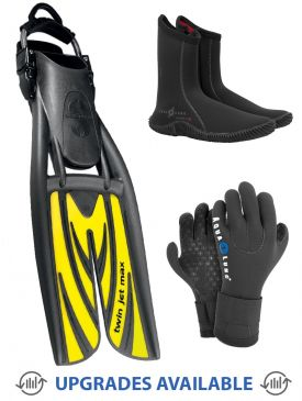 Scubapro Twin Jet Max Package