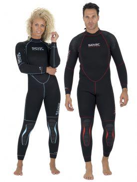 Seac Sub Alfa 5mm Wetsuit - Ladies