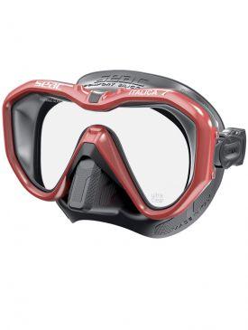 Seac Sub Italica Dive Mask (Black Skirt)