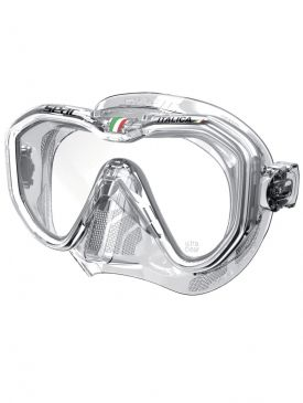 Seac Sub Italica Dive Mask (Clear Skirt)