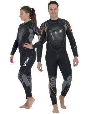 Seac Sub Komoda 5mm Wetsuit - Ladies