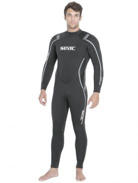 Seac Sub Libera 7mm Wetsuit - Mens