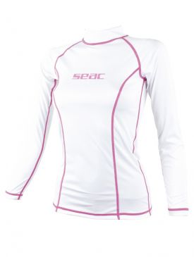 Seac Sub T-Sun Long Sleeve Rash Guard - Ladies