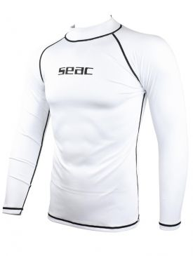 Seac Sub T-Sun Long Sleeve Rash Guard - Mens