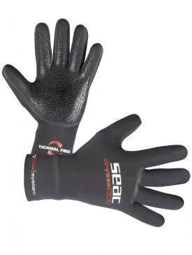 Seac Sub 3mm Dryseal Dive Gloves
