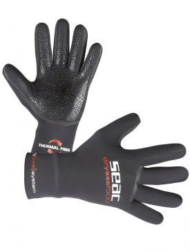 Seac Sub 5mm Dryseal Dive Gloves