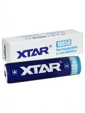 Sealife XTAR 3500mAh 18650 Li-Ion Battery