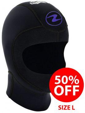 50% OFF - Aqua Lung Balance Comfort Hood 5.5mm Ladies - Large