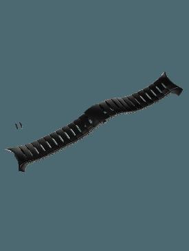 Suunto D6i All-Black Steel Bracelet Kit