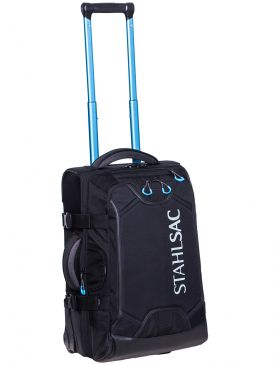 """Stahlsac 21"""" Steel Carry-On Bag"""