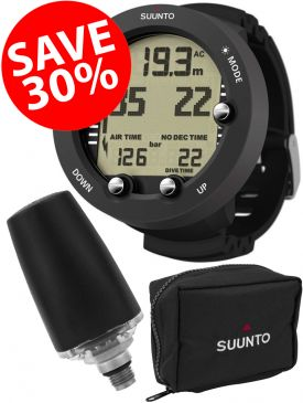 30% OFF - Suunto Vyper Novo + Transmitter + Suunto Pouch