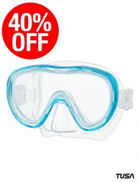 CLEARANCE - 40% OFF - TUSA Kleio II Mask - Light Blue