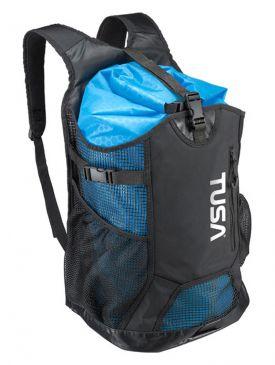 TUSA Mesh Bag With Drybag