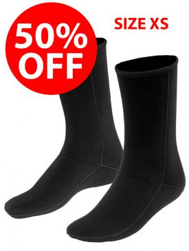 CLEARANCE - 50% OFF - Waterproof B1 Dive Socks