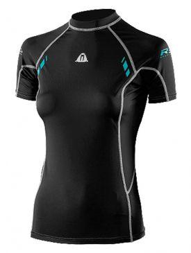 Waterproof R30 Ladies Rash Vest - Short Sleeve
