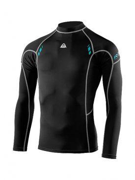 Waterproof R30 Mens Rash Vest - Long Sleeve